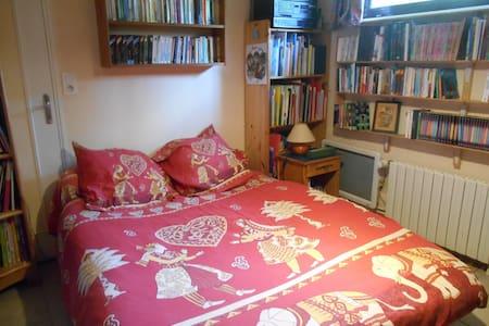 chambre individuelle en sous-sol - House