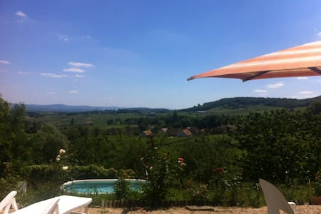 Piece of Heaven in the Vineyards - Montagny-lès-Buxy