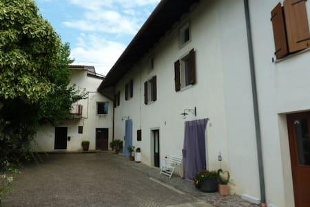 Accogliente casetta con giardino  - Cividale del Friuli - House