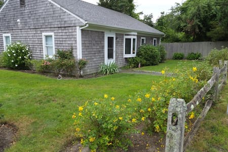 Perfect Location, Comfortable Home - Edgartown - House