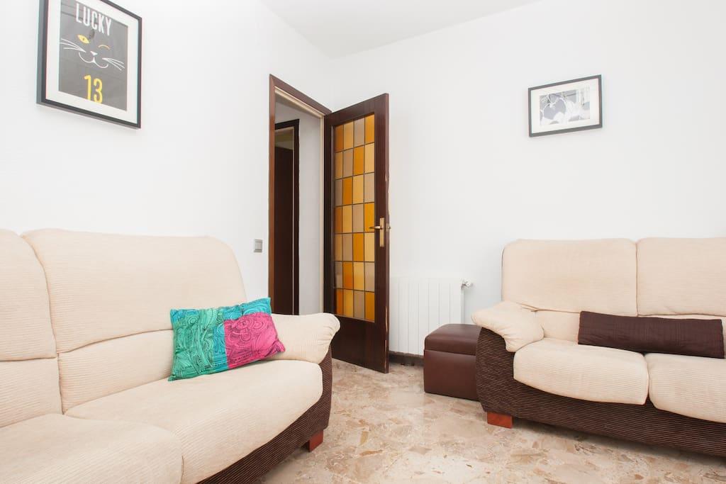 Room in Plaza España