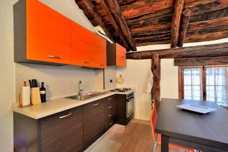 Beautiful renovated Maso CHRISTO! - Apartment