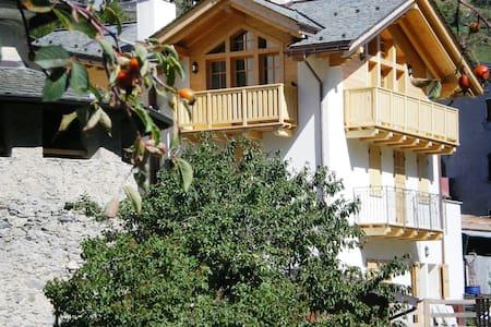 Casa Zebrusius Bormio (Valfurva) - Apartemen