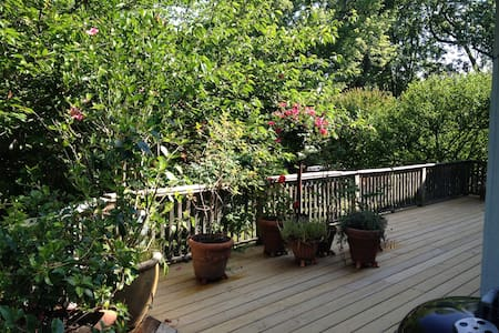 Lovely village house, close to town - Sag Harbor - Casa