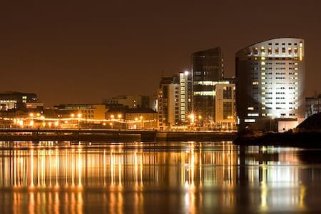 Heart of Limerick City