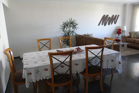Apartment with excellent localization. Close to seaside and the main tourist spots. Here you have privacy and convenience. We are very helpful, count on us!