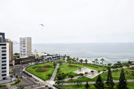 Beautiful apartment with ocean view - Daire
