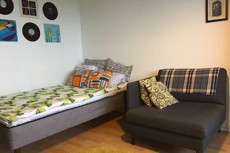 Modern Studio Apartment with Great View - Leilighet