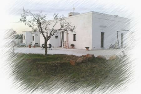 LaCasaBianca Suite&breakfast Ancient Apulian house - Bed & Breakfast