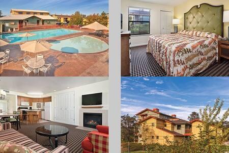 1 Bedroom Wyndham Angels Camp, CA - Lakás