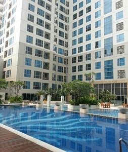 combined with kota kasablanka mall - jakarta selatan - Apartamento