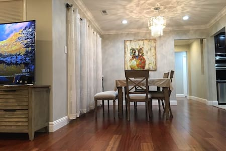 Private room in a remodeled house - Millbrae - Haus