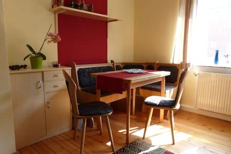 Ruhige 45qm Wohnung im Herzen Rostocks - Huoneisto