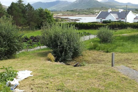 Double bedroom, beautiful location. - Galway - Cabin
