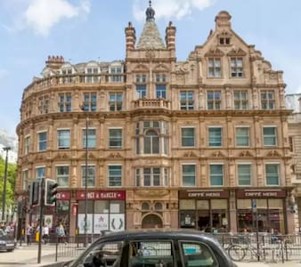Single Room, 2G Duchy House, Central London - Lejlighed
