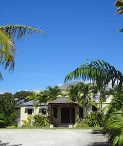 Curates house , Farm rd , Speightstown , St Peter - Warleigh - House