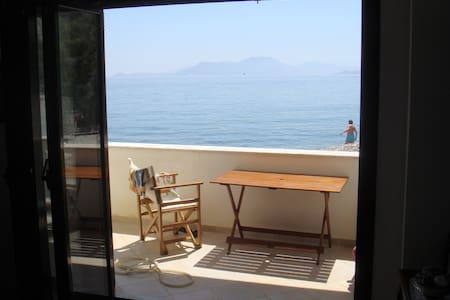 Beach apartment in Samos island - Appartement