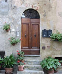 Toscana Pienza Centro Storico - Pienza - Apartment