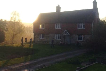Beautiful Secluded Woodland Cottage - Lamberhurst - Bed & Breakfast