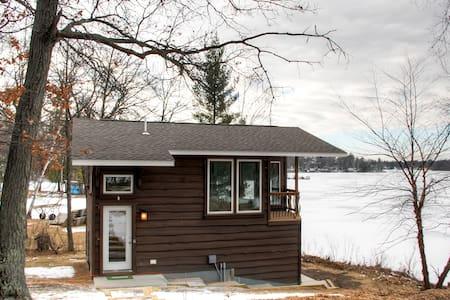 Serene 1BR Brainerd Lakefront Cabin - Kisház