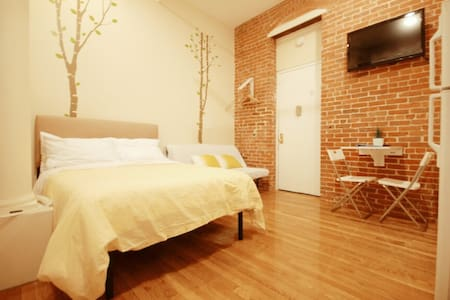 Reasonable Price Studio for 4 people. - New York - Appartamento