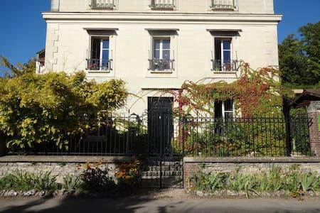 GITES DE CHARME AU COEUR DE GIVERNY - Apartment