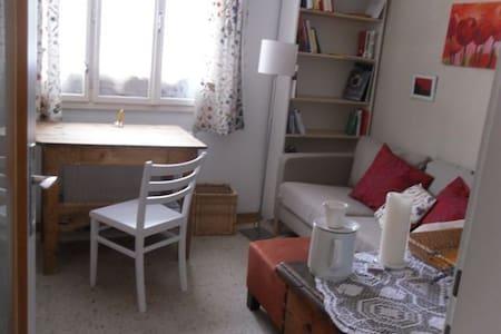 Ruhige 1-Zimmer-Wohnung - Ház