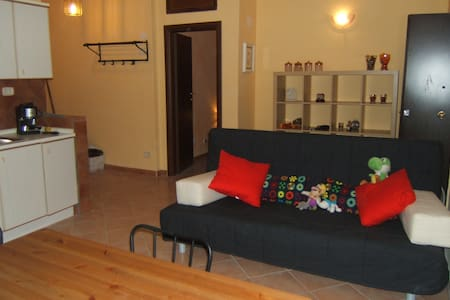 villa with private garden in the Ve