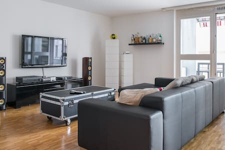 fancy room in Berne city apartment - Bern - Wohnung