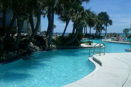 Luxury OCEANFRONT RESORT @ PCB FL, - Panama City Beach - Condominium