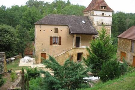 maison quercynoise - Cazals - House