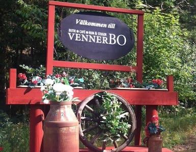 VennerBO Rum & Stugor - Sigtuna - Cottage
