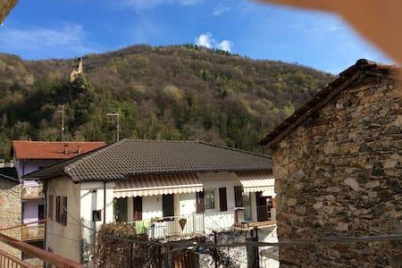 Alloggio immerso nella natura - Monterosso Grana - Apartmen
