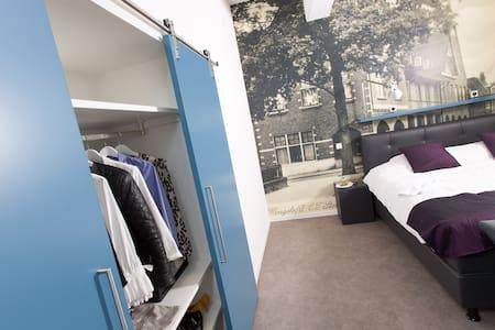 Luxe appartement Hengelo/Enschede - Wohnung