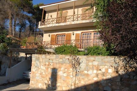 Spacious all comforts Athens Villa - Nea Penteli - Villa
