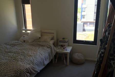 Comfortable room in the heart of Carlton/Fitzroy - Carlton - Appartement