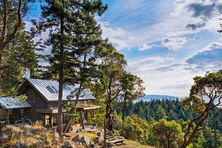 Beautiful Cottage Style House  - Pender Island