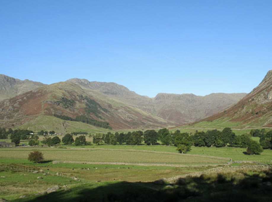 Long Valley Yurts Great Langdale
