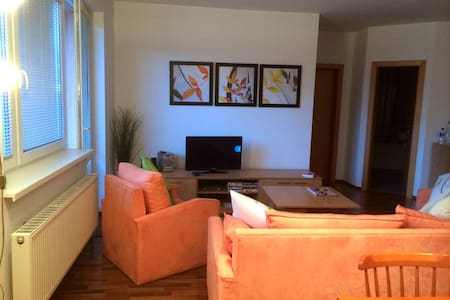 Liptovsky Mikulas apartment