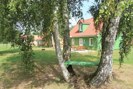 Aunt Green in Troja - House