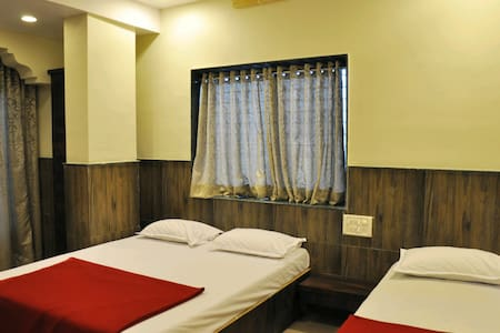 Homely Rooms @ Shirdi - Shirdi - Lägenhet