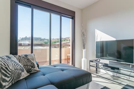 2-beds apartment close to the beach - La Cala de Mijas - Apartment