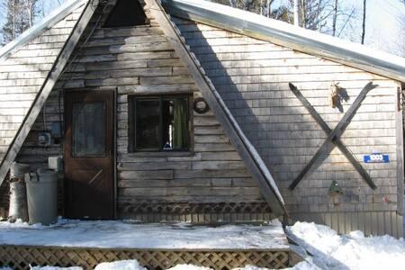 AFrame Cabin - Carrabassett Valley - 小木屋