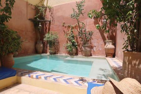 Riad dar mouassine  - Marrakesch