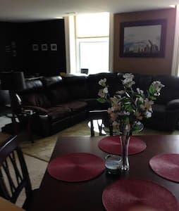 Cozy Condo in Historic Lemont - Lemont - Appartement