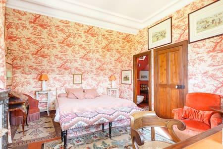 Chambre Orange - Parigné-le-Pôlin