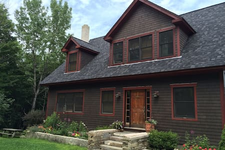 Custom Home near Dartmouth College