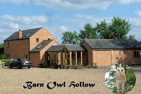 Barn Owl Hollow Double Room Ensuite