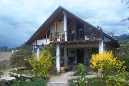 Country house close to Quito - Dom