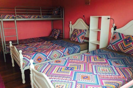 RoomBunkBed(Surf&GuestHouse) - Ribeira Grande